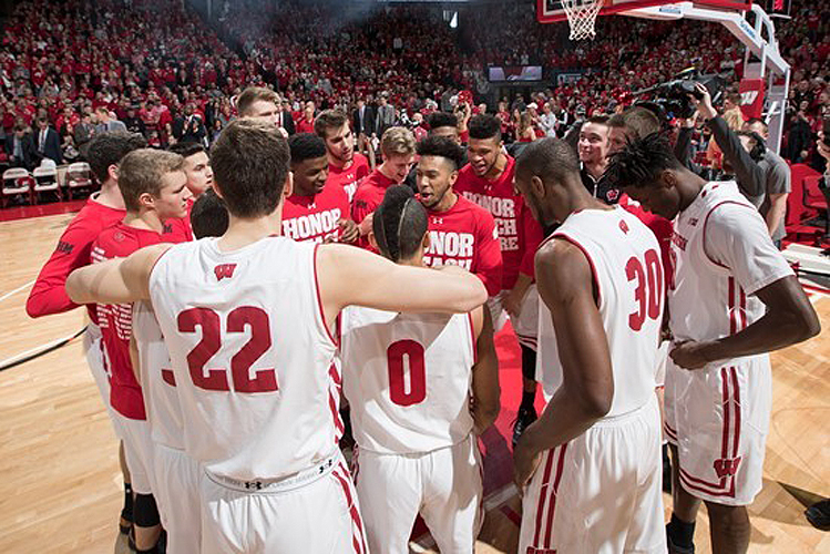 wisconsin men's NCAA basketball