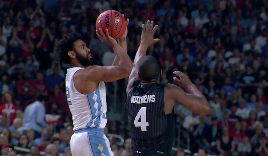 "North Carolina Beats Gonzaga In ""Redemption"" Title Game"