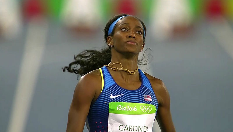 English Gardner Heads Prefontaine Classic Women's 100m Field