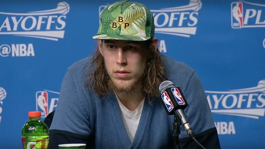 Kelly Olynyk of Boston