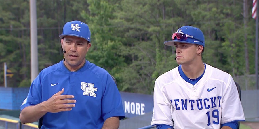 kentucky 2017 SEC baseball