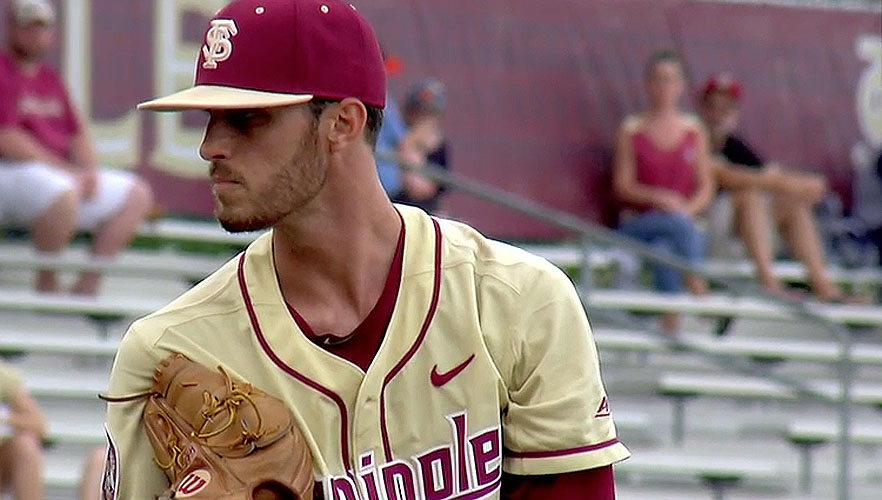 Alec Byrd of Florida State Baseball