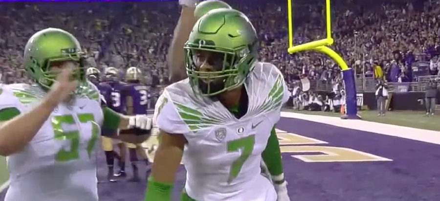College Football: Darren Carrington transfers from Oregon