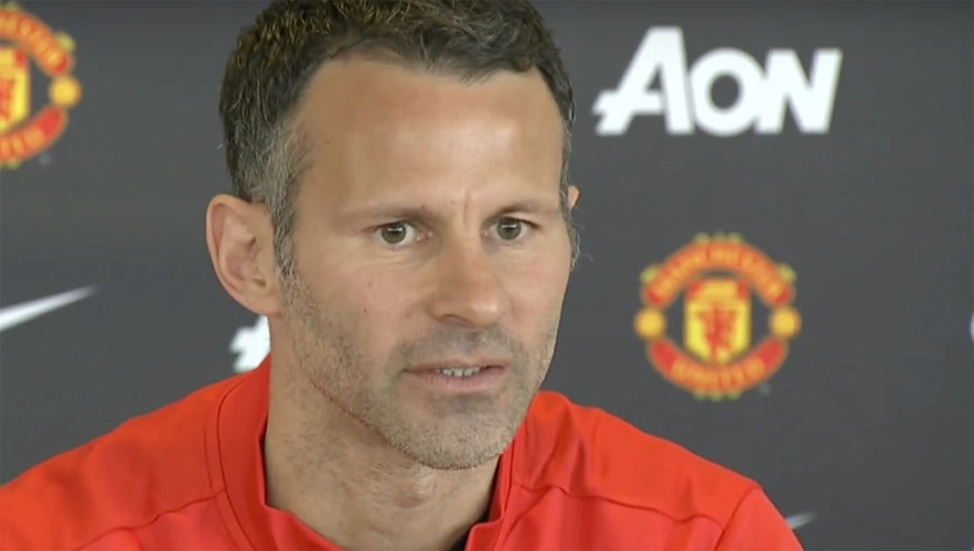 EX-Manchester United player Ryan Giggs