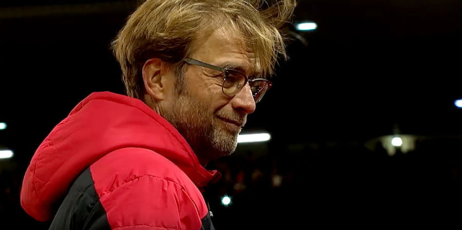 Premier League manager Jurgen Klopp of Liverpool