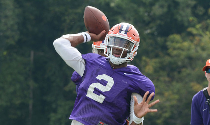 Kelly Bryant Clemson college football
