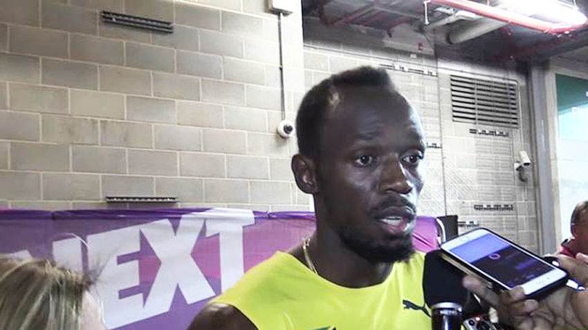 Usain Bolt: 2017 World Championships