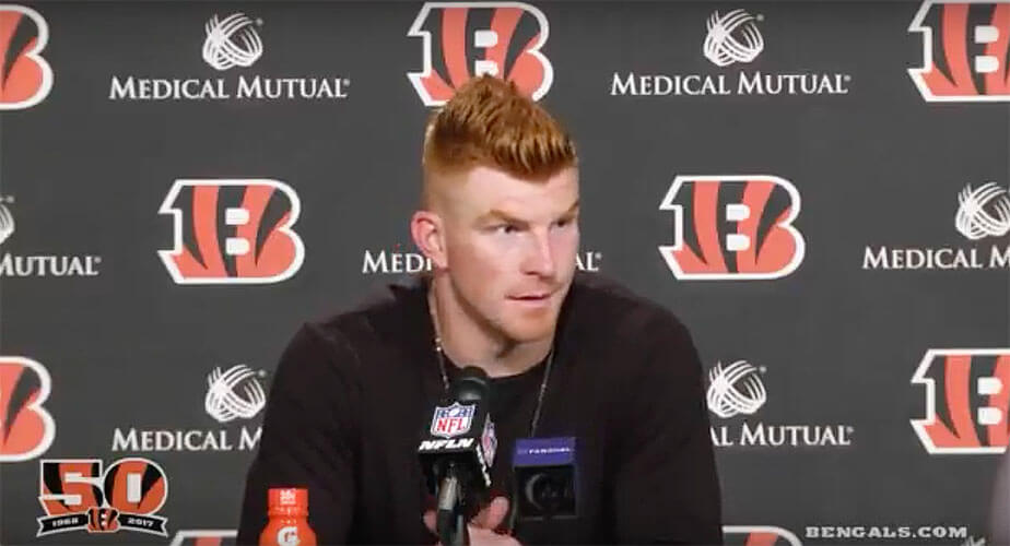 Free Agent Andy Dalton Joins Dallas Cowboys – Reports