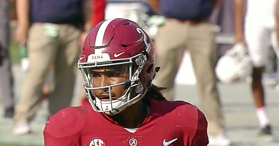 Alabama's Jalen Hurts