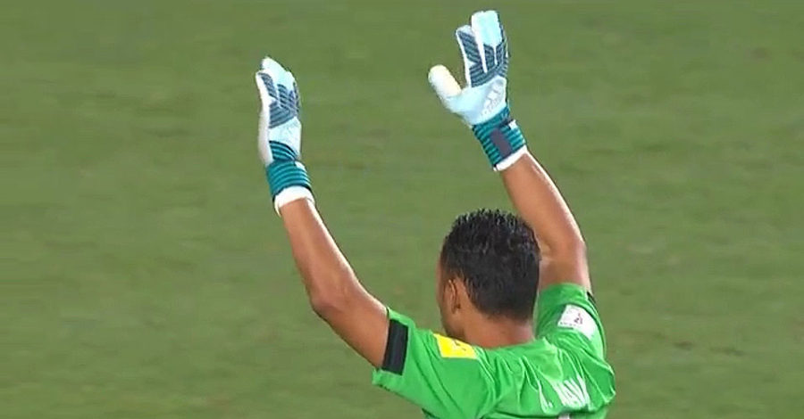 Keylor Navas, Costa Rica beat USA