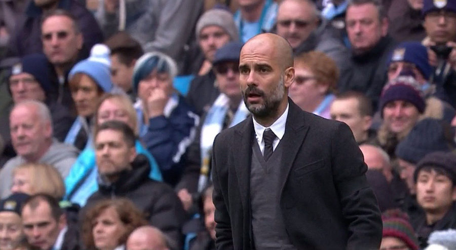 Pep Guardiola - English Premier League