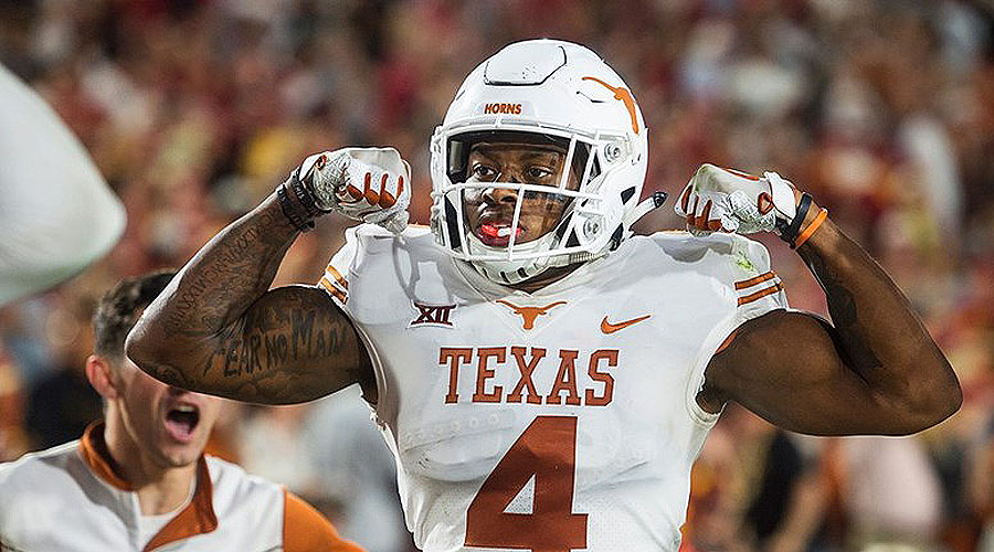 Iowa State v Texas: College Football Week 5 Schedule, TV Channel, Time