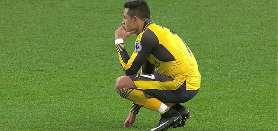 Alexis Sanchez of Arsenal to Manchester United?