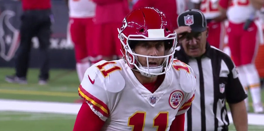 NFL round-up and scores - Alex Smith