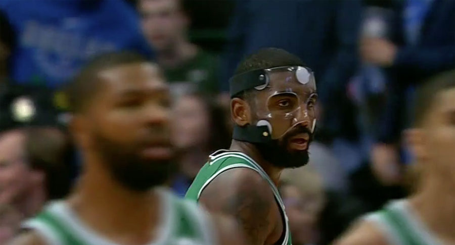 Irving Scores 47pts, Celtics Rallied Again For 16th Straight Win