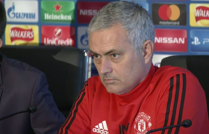 Jose Mourinho: Champions League
