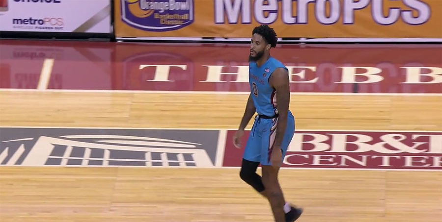 Phil Cofer of Florida State