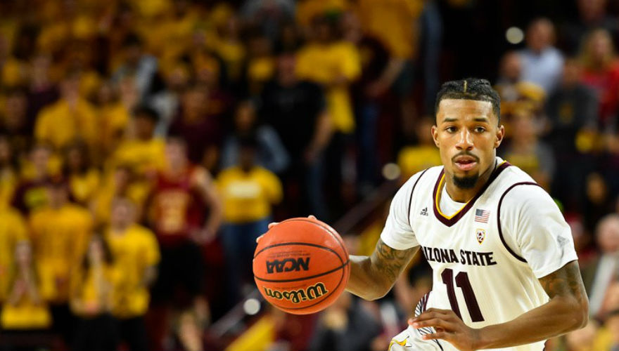 Arizona State Basketball NCAA Tournament