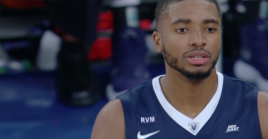Mikal Bridges of Villanova - NCAA Tournament