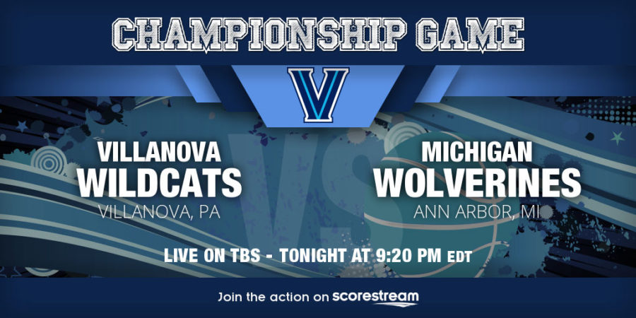 Villanova v Michigan: National Championship, Preview, How To Watch