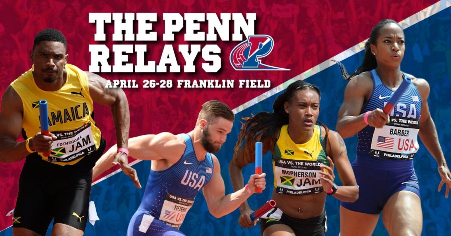 Live streaming of the Penn Relays 2018