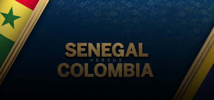 World Cup Senegal v Colombia