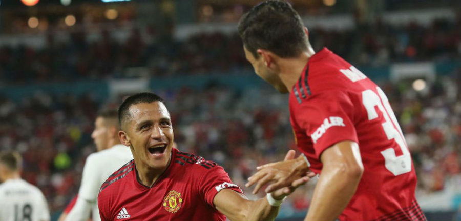 Manchester United - International Champions Cup