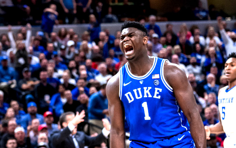 Zion Williamson Leads No. 2 Duke To Easy 91-61 Win Over St. John's