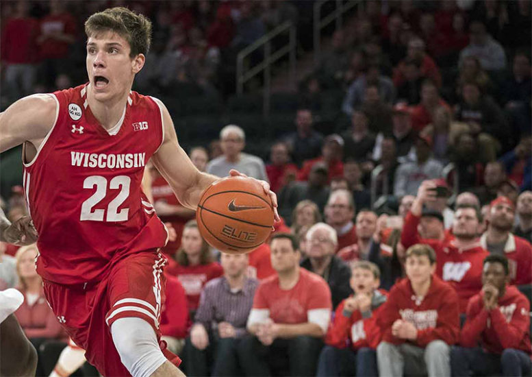 Happ, Wisconsin Hand No. 2 Michigan First Defeat Of The Season