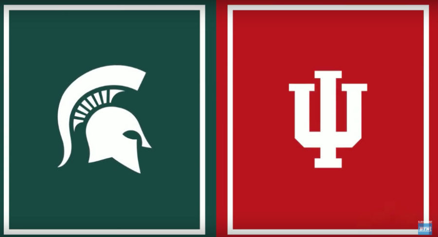 Michigan State v Indiana scores