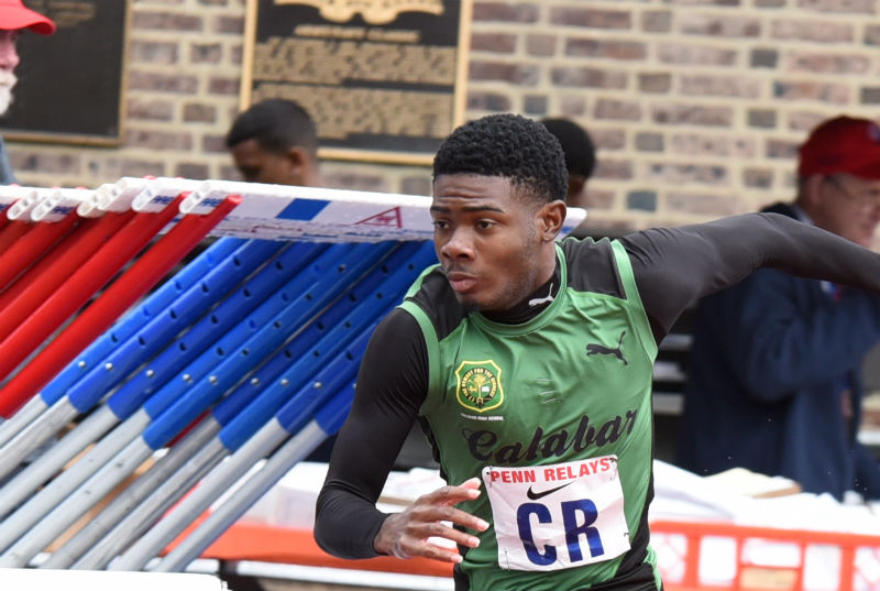 Christopher Taylor of Calabar - Champs 2019