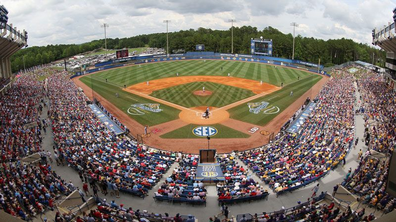 SEC 2019 Baseball Tournament