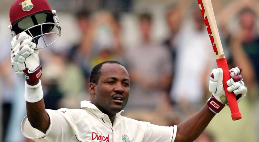 Brian Lara the West Indies Great