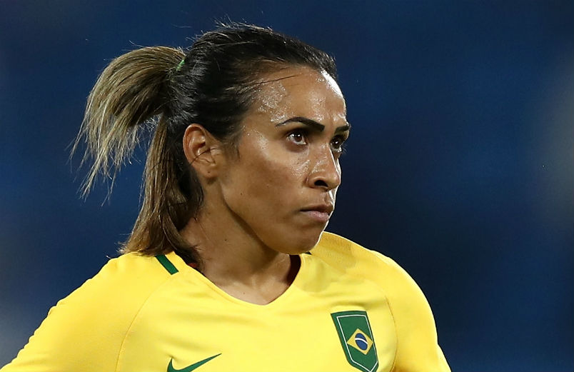 Marta Brazil FIFA Women's World Cup