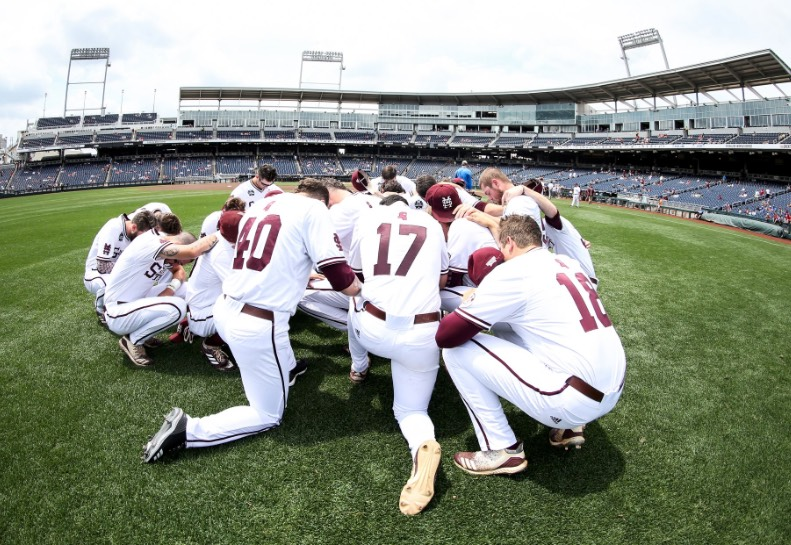 College World Series: Mississippi State Baseball