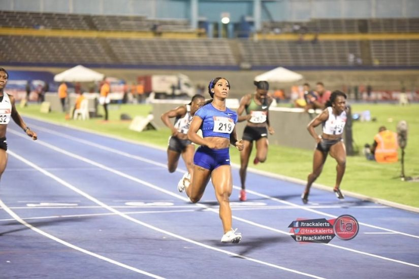 Shelly-Ann Fraser-Pryce - Jamaica Trials 2019