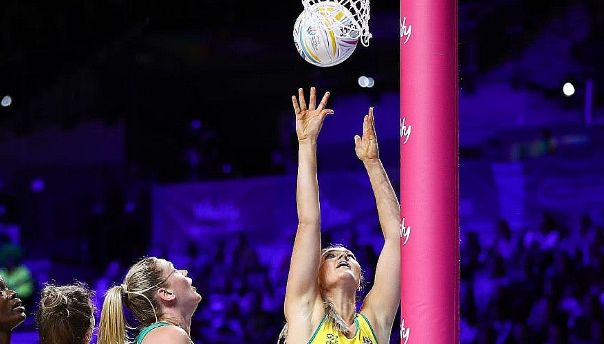 Australia In Vitality Netball World Cup 2019 Final, Beat South Africa 55-53