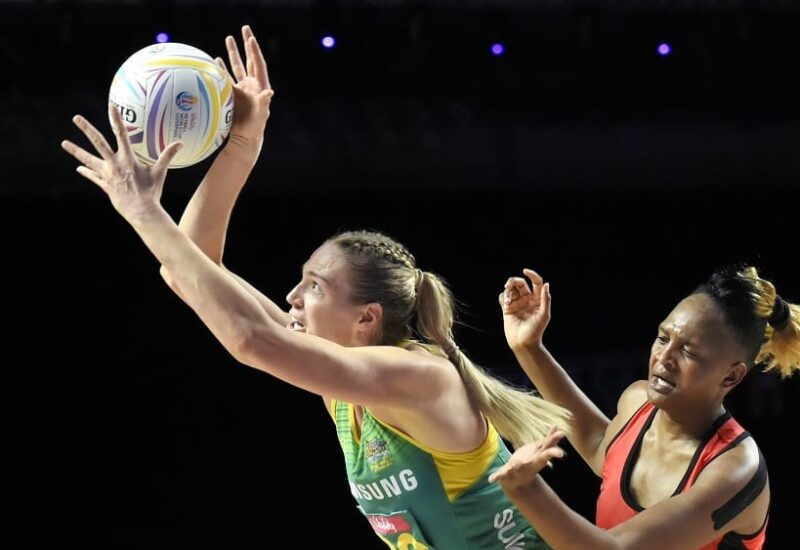 Australia Book Vitality Netball World Cup 2019 Semi-final Spot