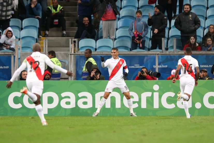 Peru Smash Chile, Set up Copa America Final With Brazil