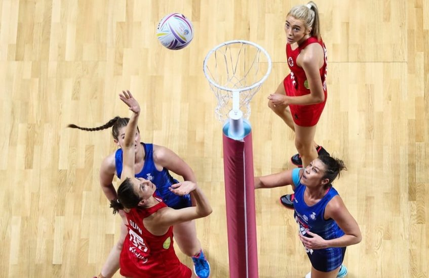 England Eased To 70-34 Win Over Scotland: Vitality Netball World Cup 2019 – Day 2
