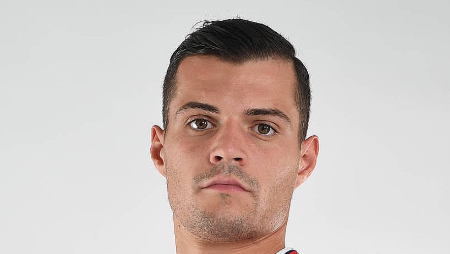 Granit Xhaka named Arsenal captain