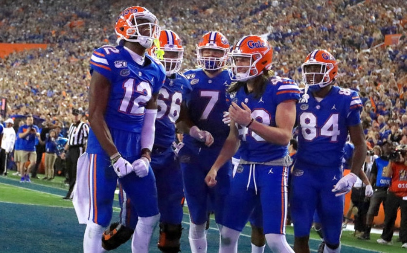 College Football Bowl Games On Today: No. 9 Florida and No. 24 Virginia Game To Watch
