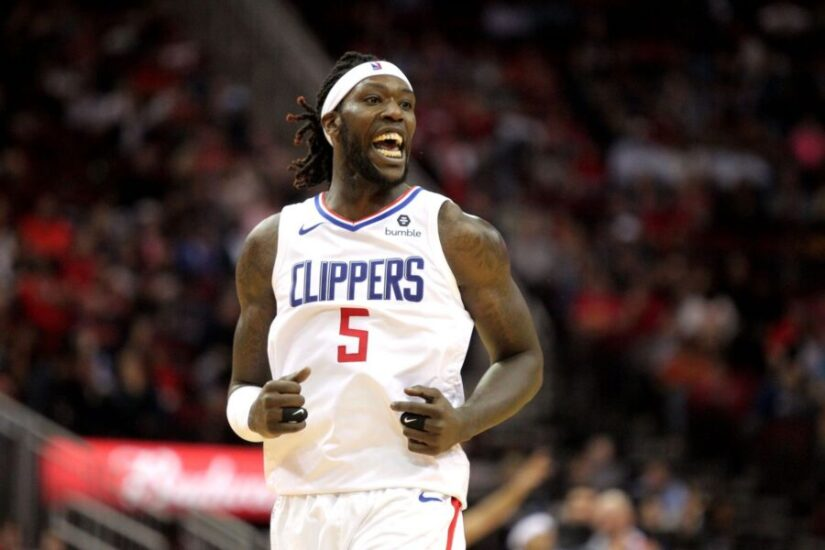 Los Angeles Clippers C Montrezl Harrell