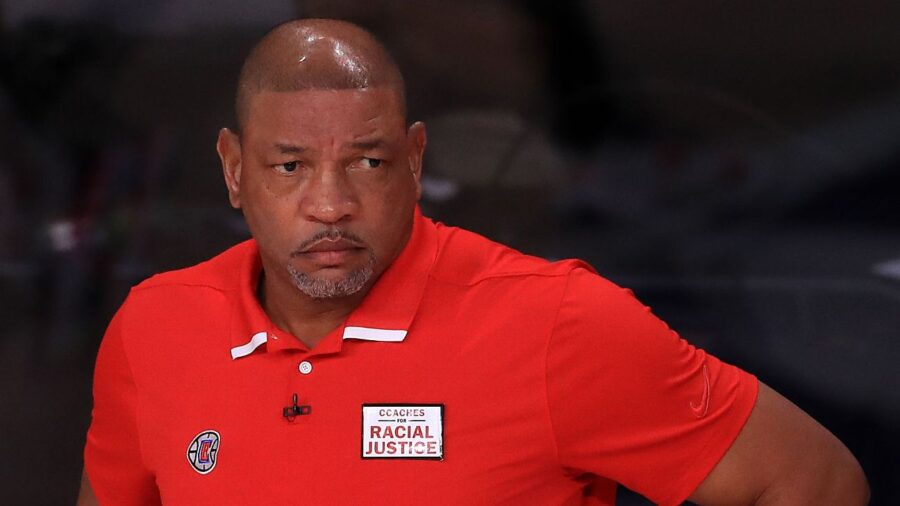 Veteran coach Doc Rivers