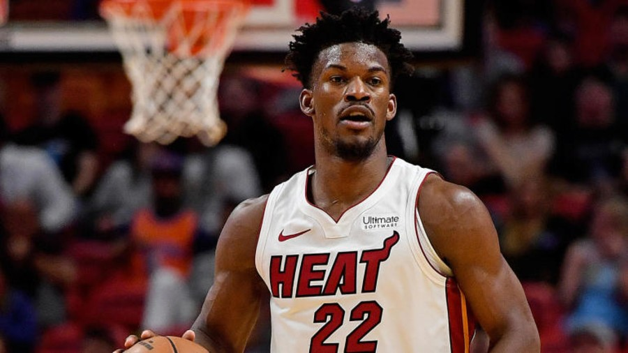jimmy butler of Miami heat