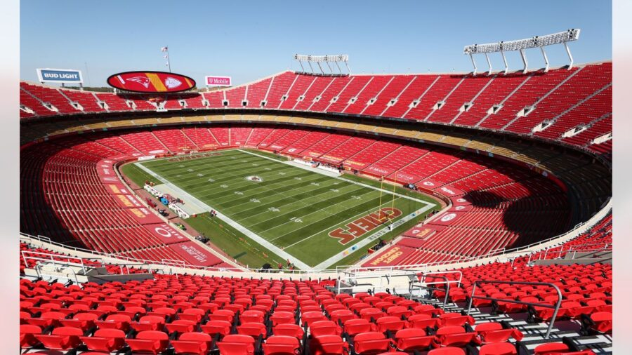 Arrowhead Stadium Kansas City Chiefs