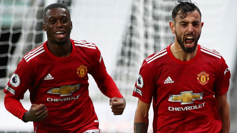 Bruno Fernandes of Manchester United - Football Today