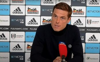 Scott Parker of Fulham FC