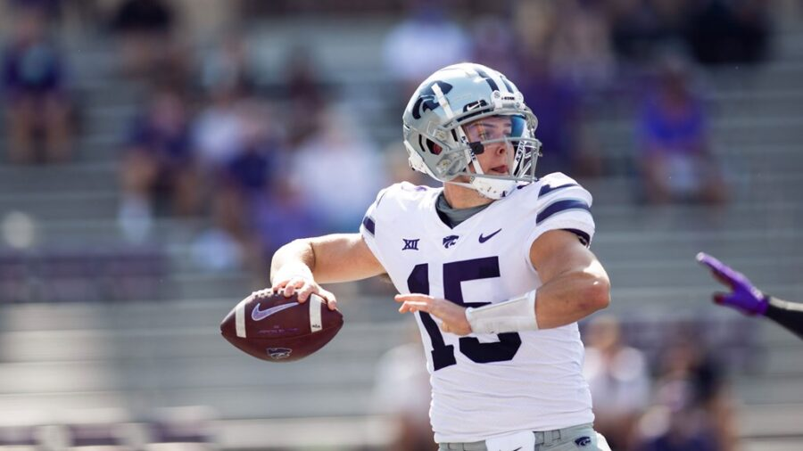 K-State QB Will Howard