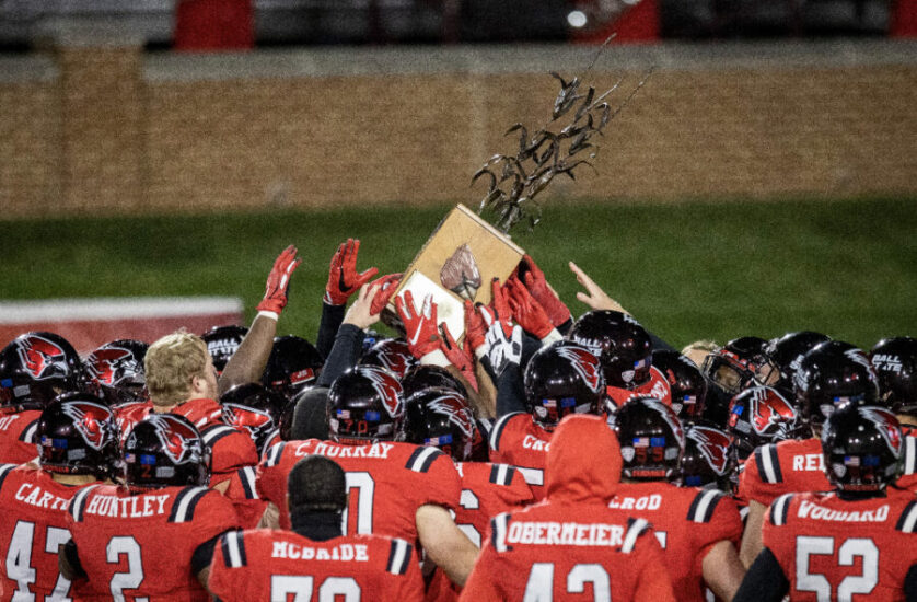 BALL STATE COLLEGE FOOTBALL TEAM